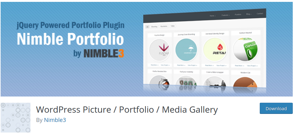 10 Best Portfolio Plugins for WordPress you Must Know 1
